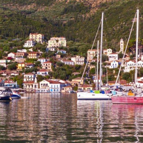 Ionian Corfu to Zakinthos